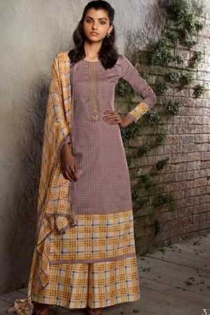 PRM Trendz Presents Naomi Pure Jam Silk Printed Ladies Ethnic Summer Collection Suit 3339