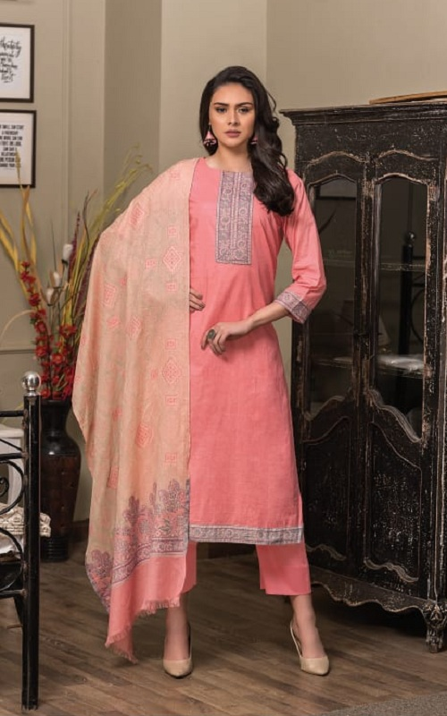 Naariti Presents Bhumika Cotton Printed Unstiched Salwar Suit 1953