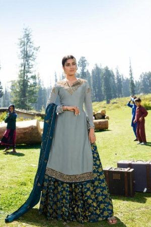 AGOG Zubeda Aahana Satin Georgette With Embroidery Suits 21307