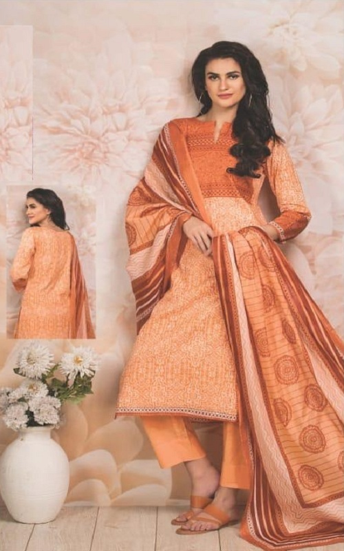 Rivaa Trishala Vol 4 Summer Collection Pure Cotton Print Salwar Suits 1928 B