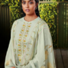 GANGA FASHIONS SAVA ZYAHYA: superior cotton with embroidery 1245